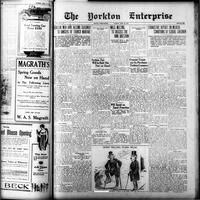 The Yorkton Enterprise April 22, 1915