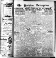 The Yorkton Enterprise April 29, 1915