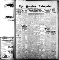 The Yorkton Enterprise July 22, 1915