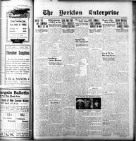The Yorkton Enterprise August 25, 1915