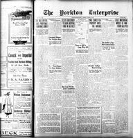The Yorkton Enterprise October 25, 1915