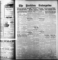 The Yorkton Enterprise November 11, 1915