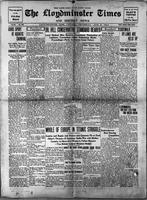 Lloydminster Times and District News August 6, 1914
