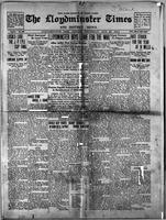 Lloydminster Times and District News August 27, 1914