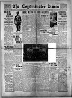 Lloydminster Times December 3, 1914