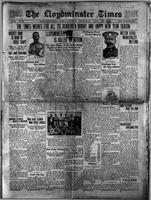 Lloydminster Times December 31, 1914