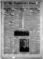 The Lloydminster Times January 7, 1915