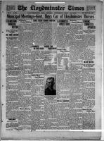 The Lloydminster Times January 14, 1915