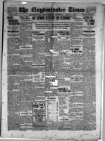 The Lloydminster Times April 1, 1915