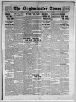 The Lloydminster Times July 8, 1915