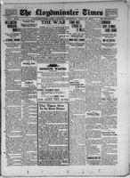The Lloydminster Times July 29, 1915