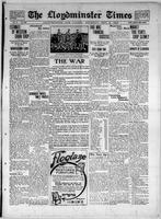 The Lloydminster Times September 9, 1915