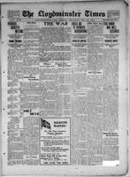 The Lloydminster Times October 14, 1915