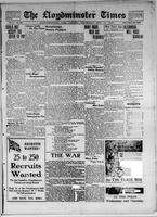 The Lloydminster Times November 11, 1915