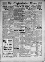 The Lloydminster Times December 9, 1915