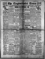 The Llyodminster Times April 29, 1915
