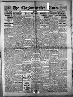 The Llyodminster Times July 1, 1915