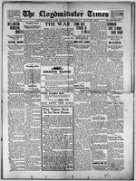 The Llyodminster Times July 29, 1915