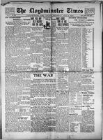 The Llyodminster Times August 5, 1915