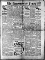 The Llyodminster Times September 2, 1915
