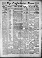 The Llyodminster Times October 7, 1915