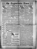 The Llyodminster Times October 14, 1915