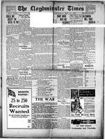 The Llyodminster Times November 11, 1915