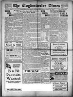 The Llyodminster Times November 18, 1915