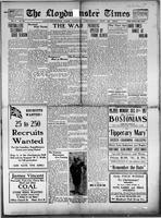 The Llyodminster Times November 25, 1915