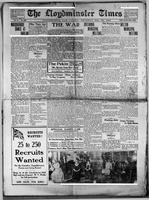 The Llyodminster Times December 30, 1915