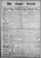 The Cupar Herald February 24, 1916