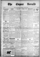The Cupar Herald August 3, 1916