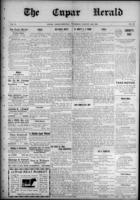 The Cupar Herald August 24, 1916