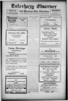 The Esterhazy Observer and Pheasant Hills Advertiser August 10, 1916