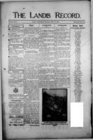 The Landis Record May 11, 1916