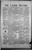 The Landis Record June 15, 1916