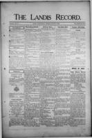The Landis Record August 17, 1916