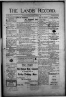 The Landis Record December 7, 1916
