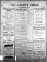 The Liberty Press April 6, 1916