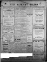 The Liberty Press April 27, 1916