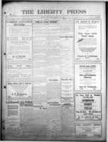 The Liberty Press June 8, 1916