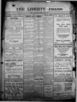 The Liberty Press August 17, 1916