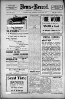 Lumsden News Review February 24, 1916