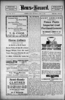 Lumsden News Review April 13, 1916