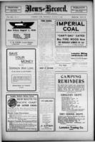Lumsden News Review August 17, 1916