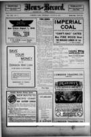 Lumsden News Review August 24, 1916