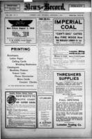 Lumsden News Review September 7, 1916