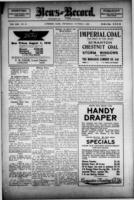 Lumsden News Review October 5, 1916