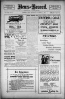 Lumsden News Review November 23, 1916