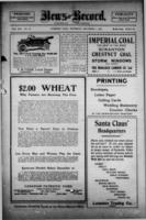Lumsden News Review December 7, 1916